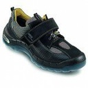 Safety footwear with MFUS
